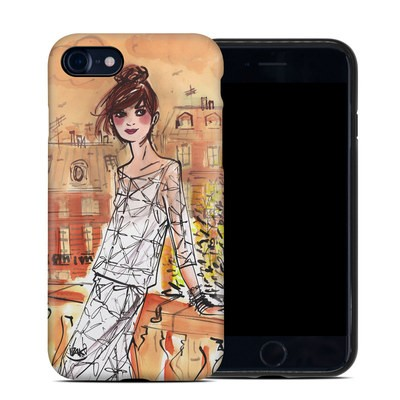 Apple iPhone 7 Hybrid Case - Mimosa Girl