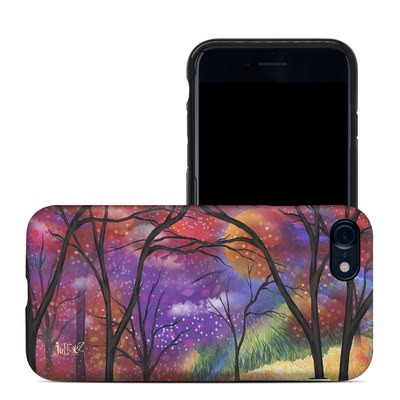 Apple iPhone 7 Hybrid Case - Moon Meadow