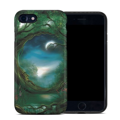 Apple iPhone 7 Hybrid Case - Moon Tree