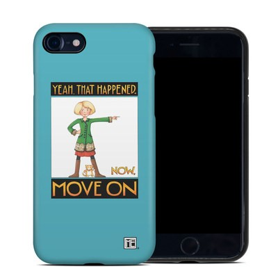 Apple iPhone 7 Hybrid Case - Move On