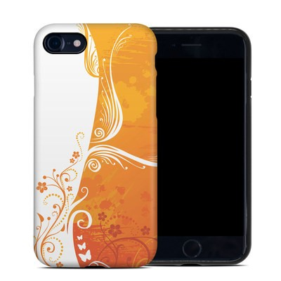 Apple iPhone 7 Hybrid Case - Orange Crush