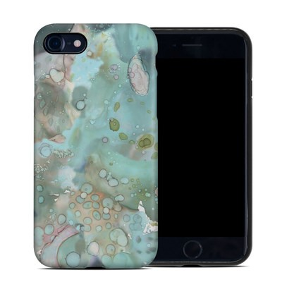 Apple iPhone 7 Hybrid Case - Organic In Blue