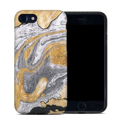 Apple iPhone 7 Hybrid Case - Ornate Marble