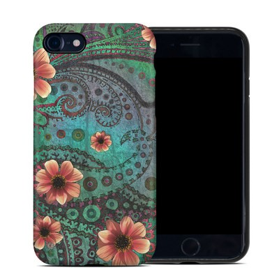 Apple iPhone 7 Hybrid Case - Paisley Paradise