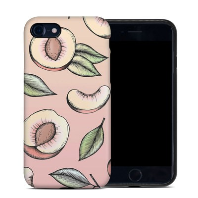 Apple iPhone 7 Hybrid Case - Peach Please