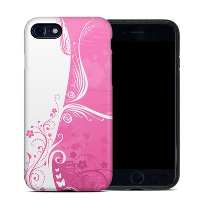 Apple iPhone 7 Hybrid Case - Pink Crush