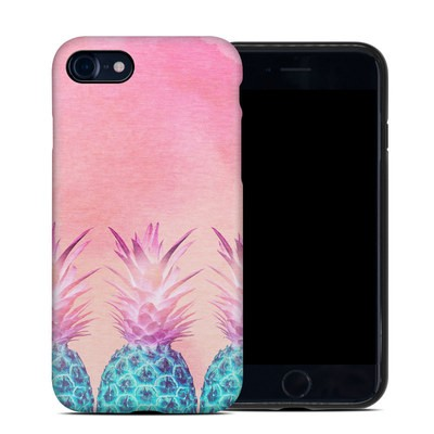 Apple iPhone 7 Hybrid Case - Pineapple Farm