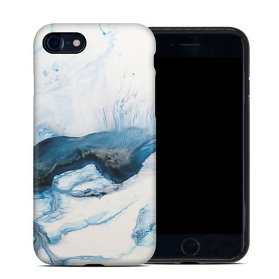 Apple iPhone 7 Hybrid Case - Polar Marble