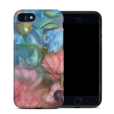 Apple iPhone 7 Hybrid Case - Poppy Garden
