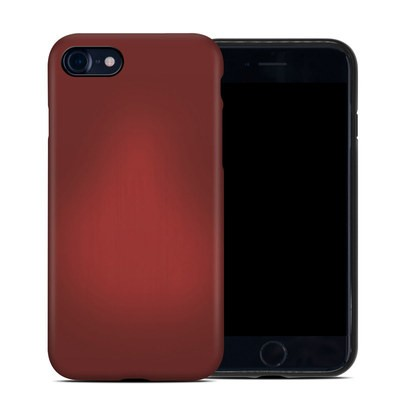 Apple iPhone 7 Hybrid Case - Red Burst