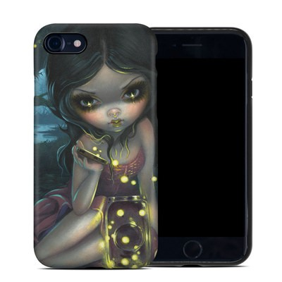 Apple iPhone 7 Hybrid Case - Releasing Fireflies