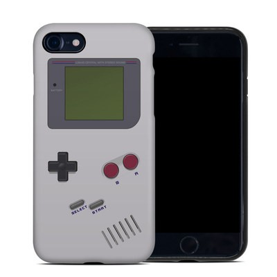 Apple iPhone 7 Hybrid Case - Retro Horizontal