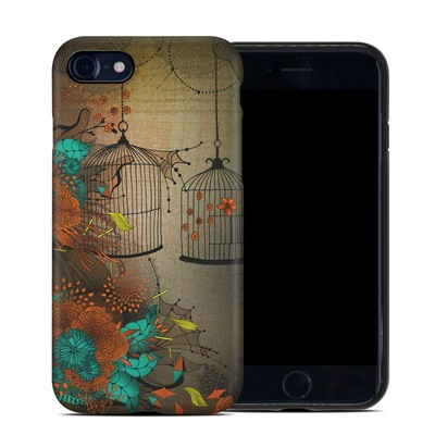 Apple iPhone 7 Hybrid Case - Rusty Lace
