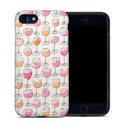 Apple iPhone 7 Hybrid Case - Rose All Day