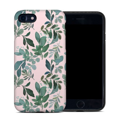Apple iPhone 7 Hybrid Case - Sage Greenery