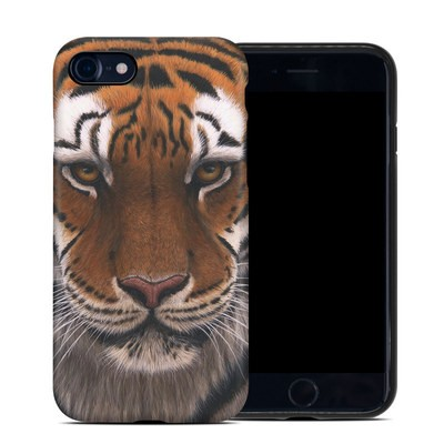 Apple iPhone 7 Hybrid Case - Siberian Tiger