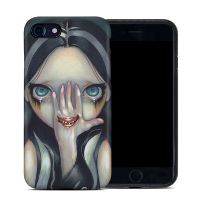 Apple iPhone 7 Hybrid Case - Speak No Evil