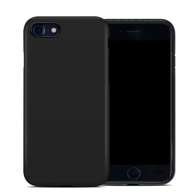 Apple iPhone 7 Hybrid Case - Solid State Black