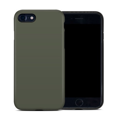 Apple iPhone 7 Hybrid Case - Solid State Olive Drab