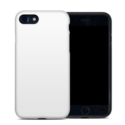 Apple iPhone 7 Hybrid Case - Solid State White
