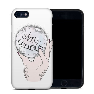 Apple iPhone 7 Hybrid Case - Stay Curious