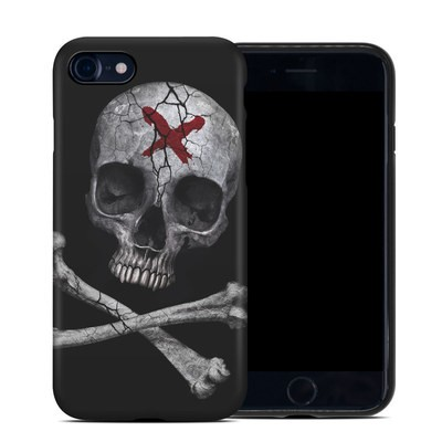 Apple iPhone 7 Hybrid Case - Stigmata Skull