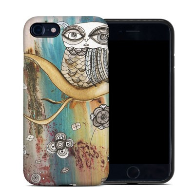 Apple iPhone 7 Hybrid Case - Surreal Owl