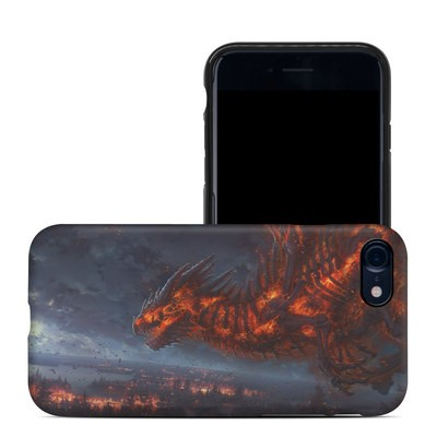Apple iPhone 7 Hybrid Case - Terror of the Night