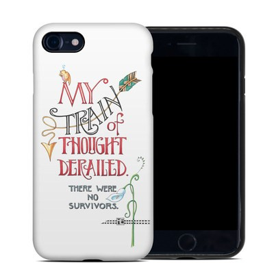 Apple iPhone 7 Hybrid Case - Train Derailed
