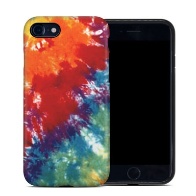 Apple iPhone 7 Hybrid Case - Tie Dyed