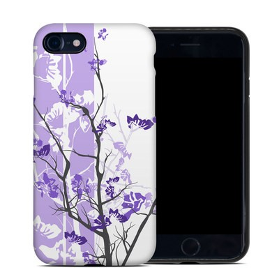 Apple iPhone 7 Hybrid Case - Violet Tranquility