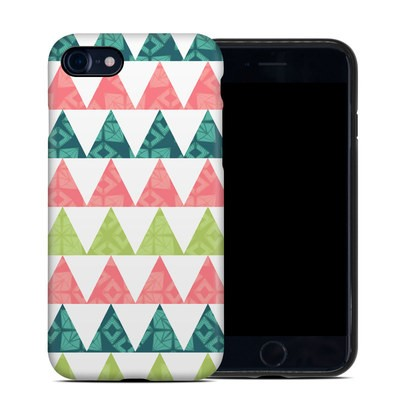 Apple iPhone 7 Hybrid Case - Triangle Slice