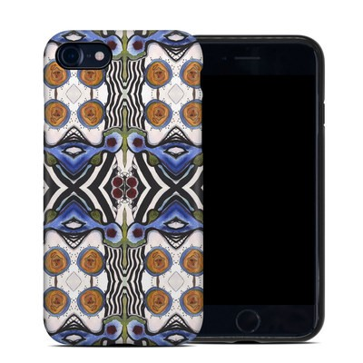Apple iPhone 7 Hybrid Case - Tribal Sun