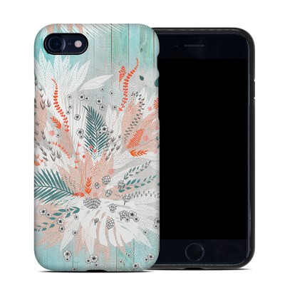 Apple iPhone 7 Hybrid Case - Tropical Fern