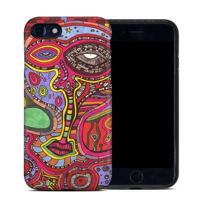 Apple iPhone 7 Hybrid Case - The Wall