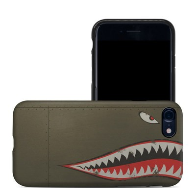 Apple iPhone 7 Hybrid Case - USAF Shark