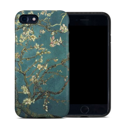 Apple iPhone 7 Hybrid Case - Blossoming Almond Tree