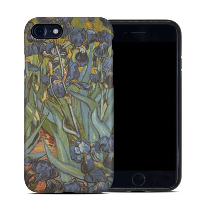 Apple iPhone 7 Hybrid Case - Irises