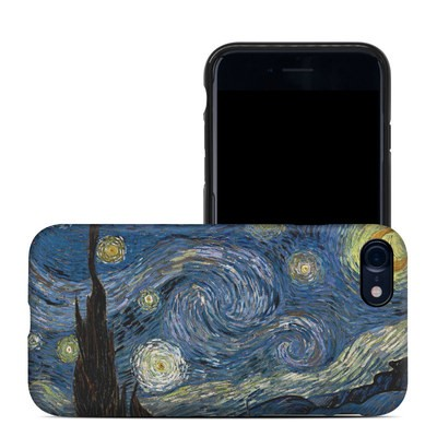 Apple iPhone 7 Hybrid Case - Starry Night