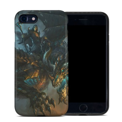 Apple iPhone 7 Hybrid Case - Wings of Death