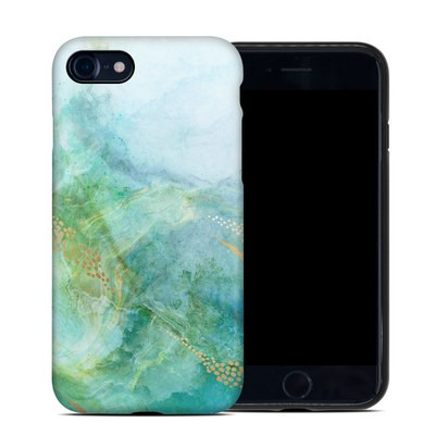 Apple iPhone 7 Hybrid Case - Winter Marble