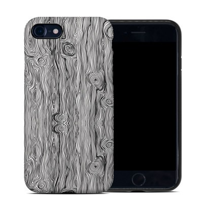 Apple iPhone 7 Hybrid Case - Woodgrain