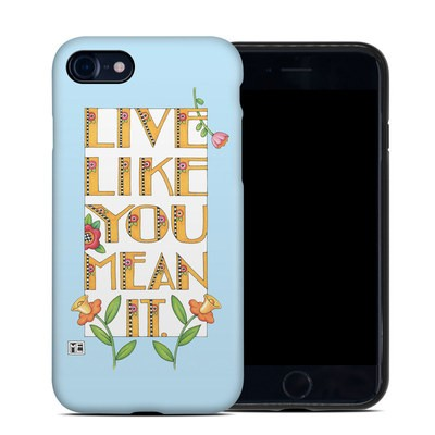 Apple iPhone 7 Hybrid Case - Mean It