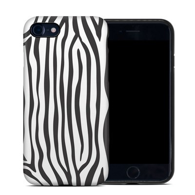 Apple iPhone 7 Hybrid Case - Zebra Stripes
