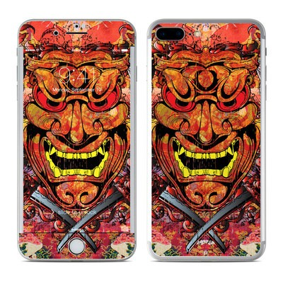Apple iPhone 7 Plus Skin - Asian Crest
