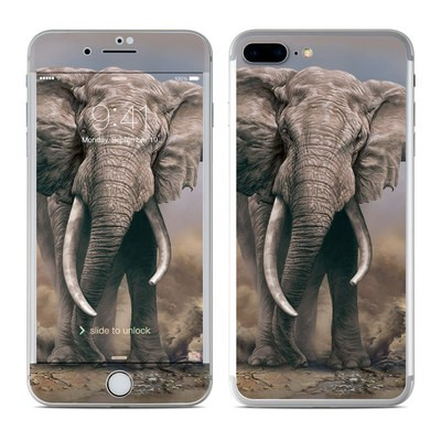 Apple iPhone 7 Plus Skin - African Elephant
