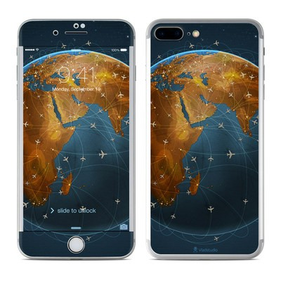 Apple iPhone 7 Plus Skin - Airlines