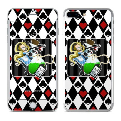 Apple iPhone 7 Plus Skin - Alice