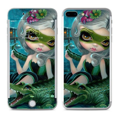 Apple iPhone 7 Plus Skin - Alligator Girl