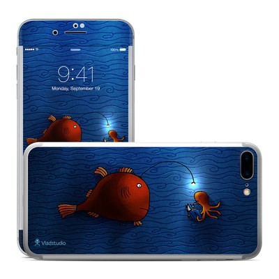 Apple iPhone 7 Plus Skin - Angler Fish